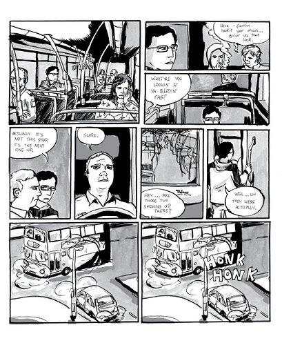 Page 11, Issue 1 of Lynch's Last Bus