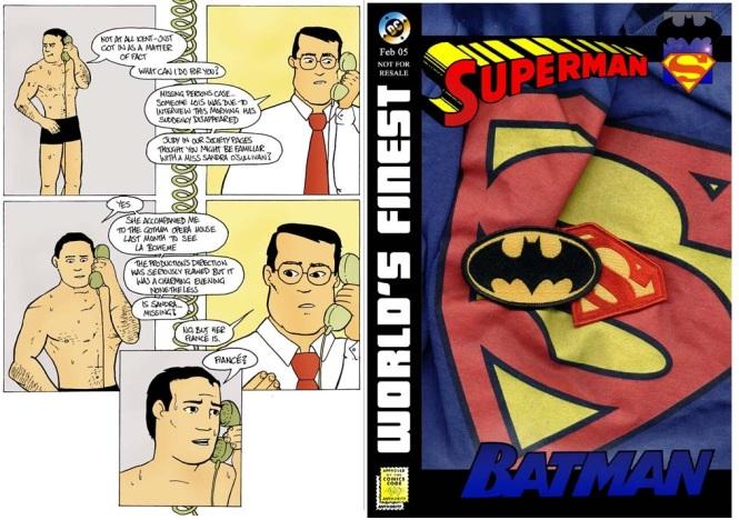 baillie superman batman