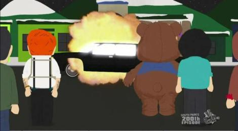 bear bomb