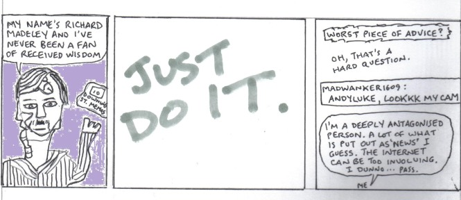 best and worst advice