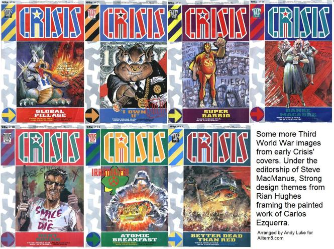 Crisis more covers