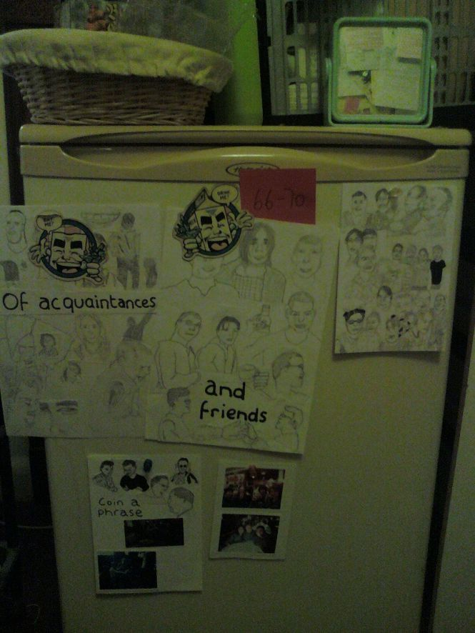 Fridge Comics