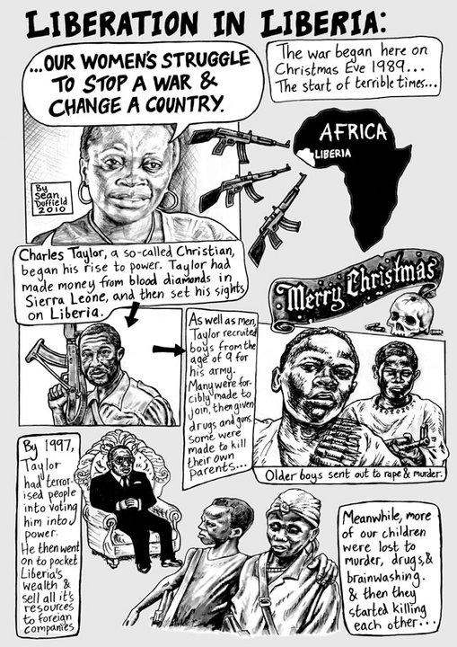 Liberation in Liberia