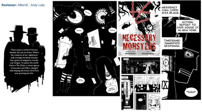 Necessarry Monsters 2009