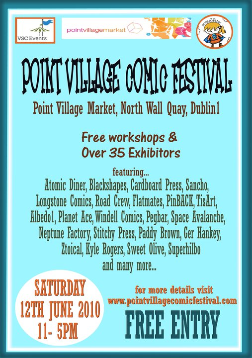 point village official poster