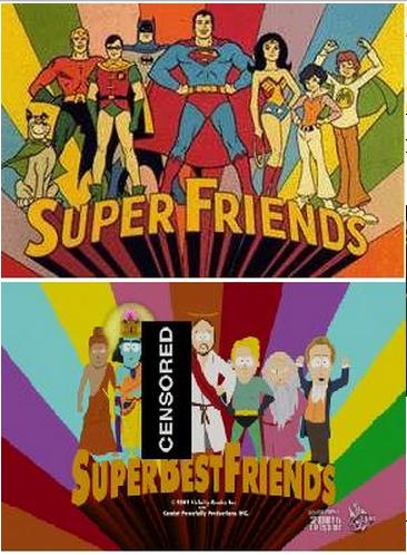 South Park Super Best Friends