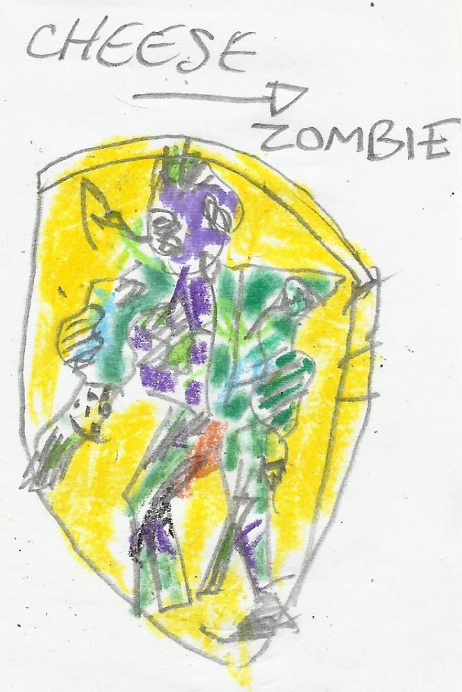 Cheese Zombie
