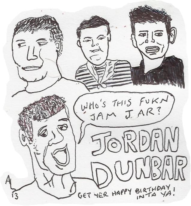 Jordan Dunbar