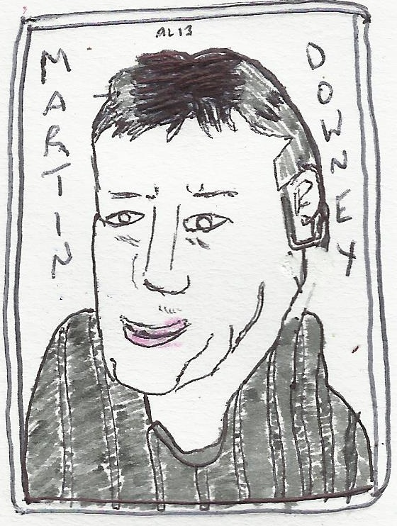 Martin Downey