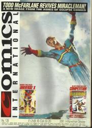 comics international