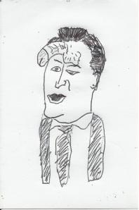 David Cameron Dickhead