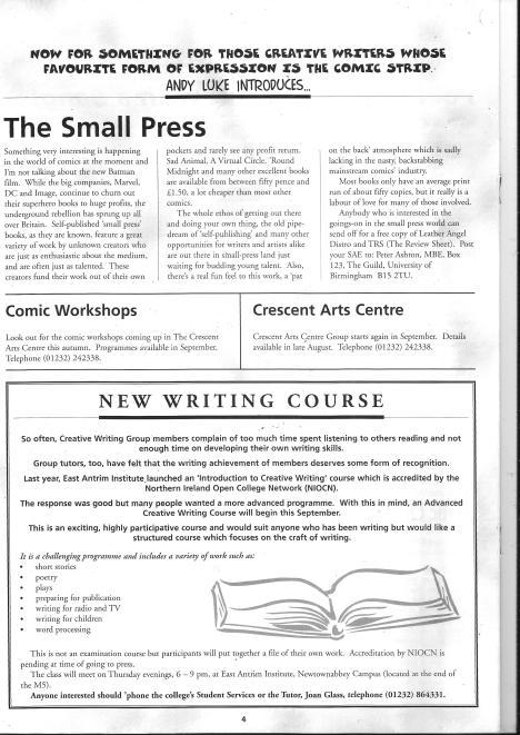 the small press