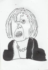 Theresa May Dickhead