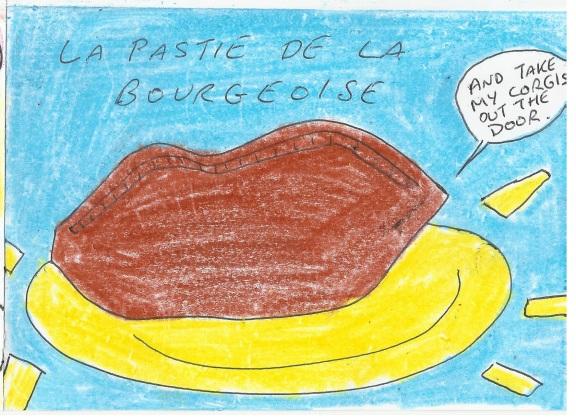 le pastie de la bourgeoise