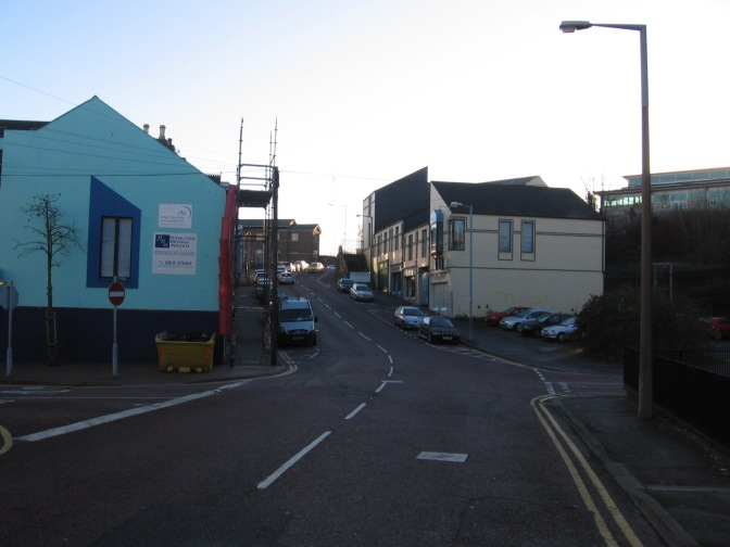Bangor - Dufferin Avenue 2