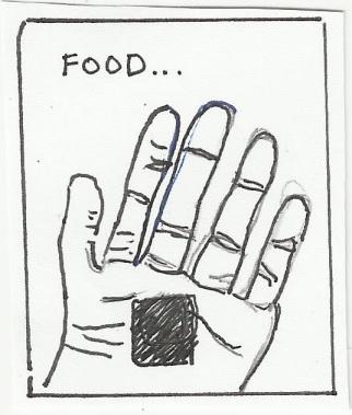 Charlie - food