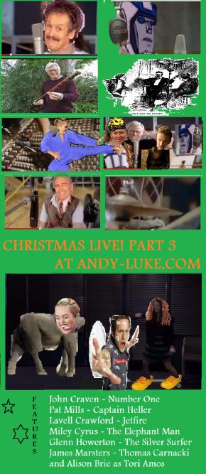 Christmas Live 3